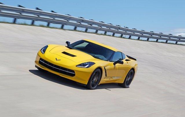 El Corvette Stingray acelera de cero a cien en 3,8 segundos