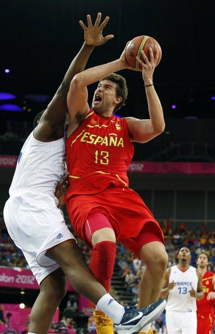 Marc Gasol estará en el Eurobasket