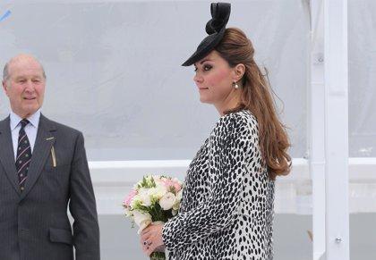 """En el parto de Kate Middleton se intentarán """"colar"""" espías"""