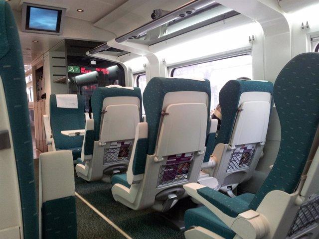 Tren Alvia