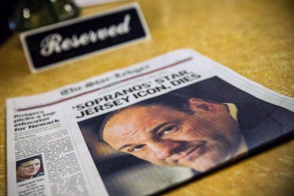 Fallece James Gandolfini