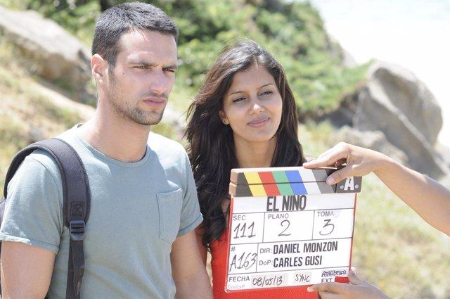 Rodaje de 'El Niño' película de Daniel Monzón