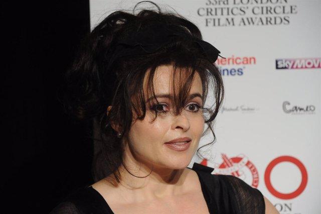 Helena Bonham Carter será la hada madrina en 'La Cenicienta'