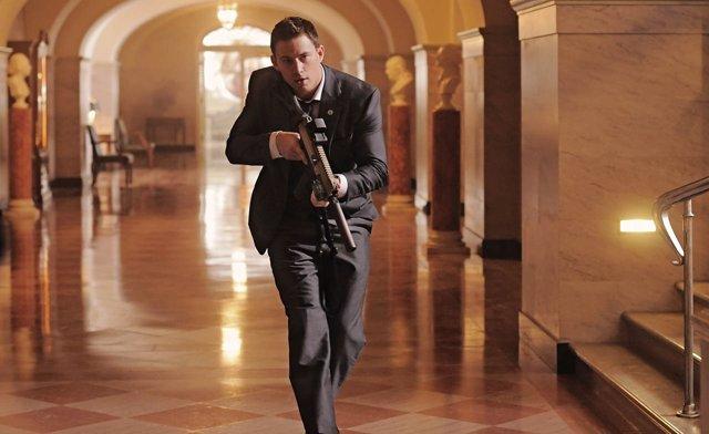 Channing Tatum en 'Asalto al Poder'