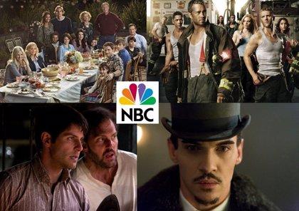 NBC anuncia su parrilla televisiva con 6 nuevas series