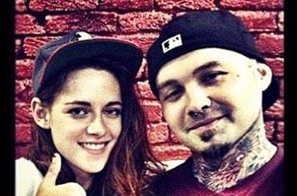 Kristen Stewart se apunta a los famosos amantes de la tinta con un misterioso tatuaje