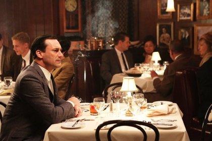 'Mad Men' bate récord de audiencia