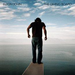 Portada del nuevo disco de Elton John