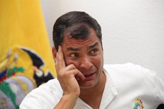 Entrevista a Rafael Correa