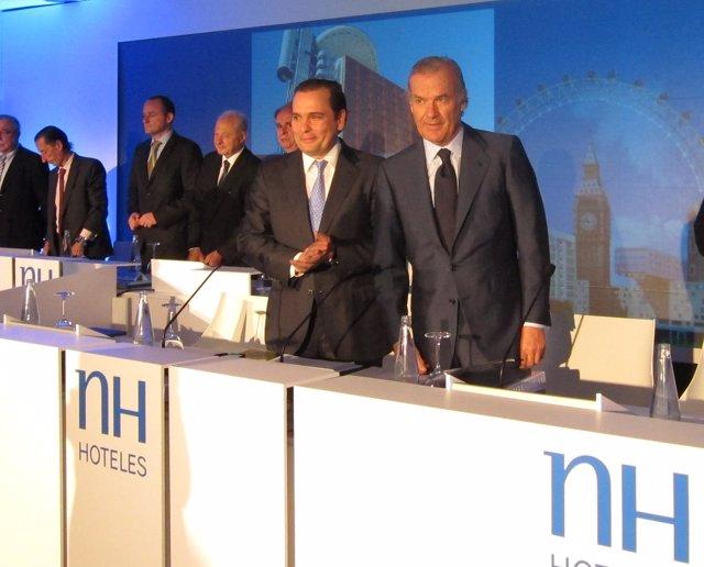 Junta de accionistas de NH Hoteles