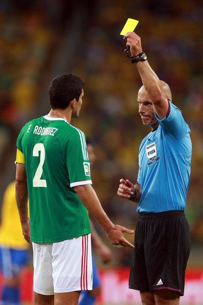 Fútbol/Confederaciones.- El inglés Howard Webb arbitrará el España-Italia