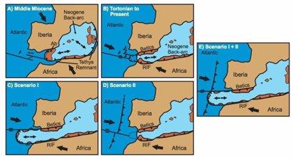 Europa podría unirse al continente americano en 220 millones de años, según un estudio