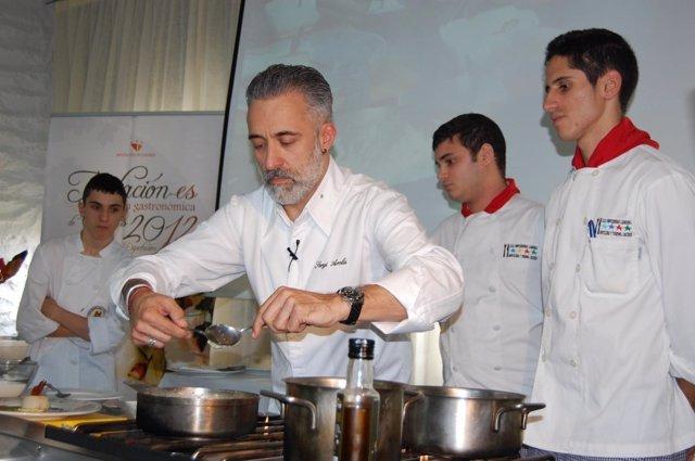 Agencia tributaria precinta partes del restaurante de sergi arola en madrid por deudas de 148 - Restaurante sergi arola madrid ...