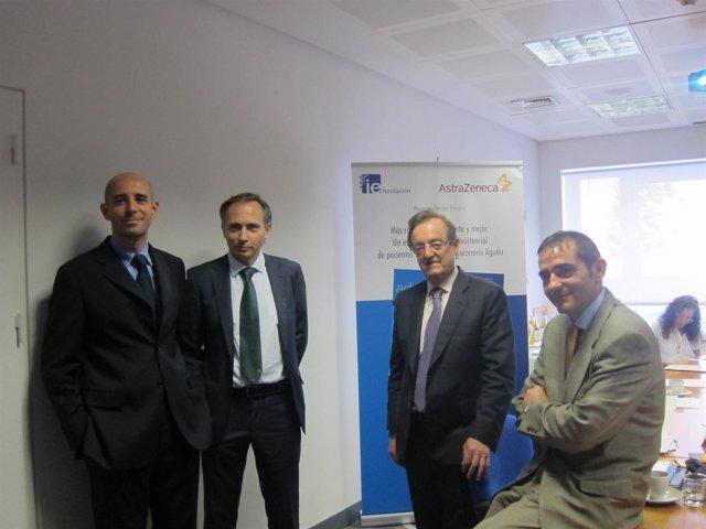 Presentación estudio de la Fundación IE y AstraZeneca