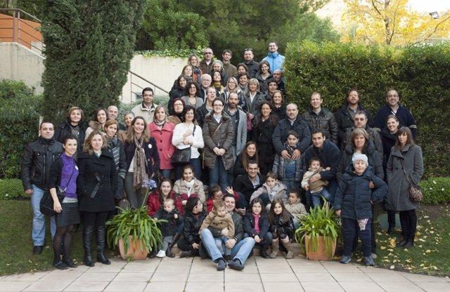 Encuentro de familias de la asociación del síndrome de Lowe