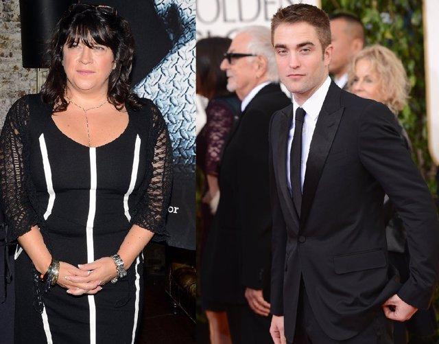 Robert Pattinson podría ser Christian Grey la cinta basada en 50 sombras de Grey