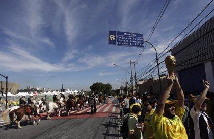 Más de 1.500 militares para proteger el estadio del Brasil y Uruguay