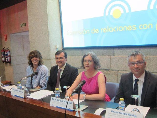 Presentación de la Comisión de relación con los pacientes de la SER