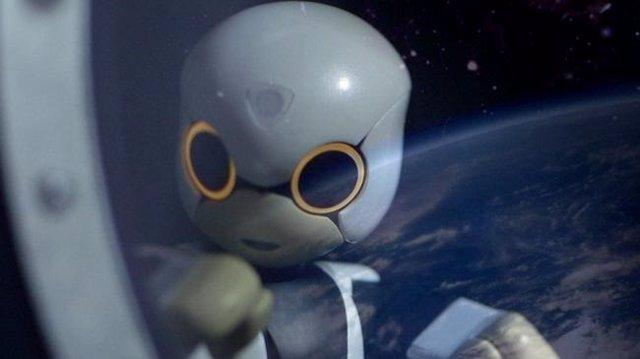 Kirobo, el entrañable robot astronauta que nos hablará desde la ISS