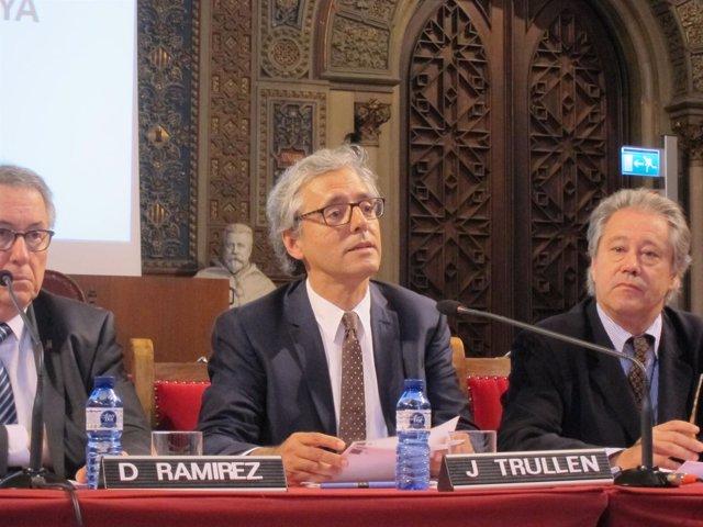 Joan Trullén, presidente del Pacto Más Industria