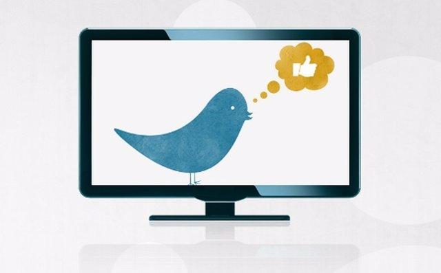 Twitter en la televisión
