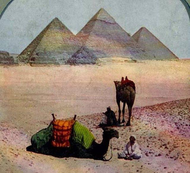 Teoría sobre los orígenes del Antiguo Egipto y de la Civilización Occidental