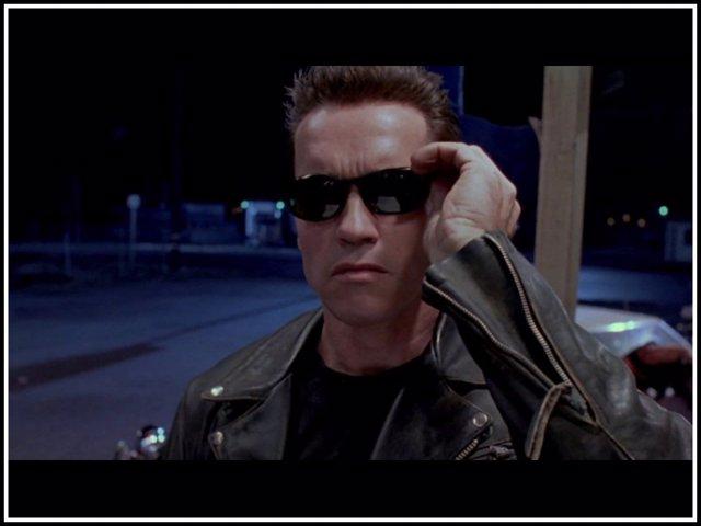 Schwarzenegger en Terminator