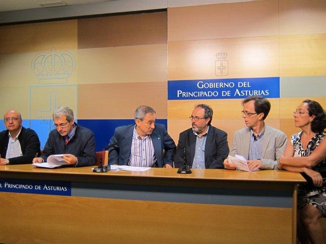 Los Participantes De 'Alianza De Salud Comunitaria'