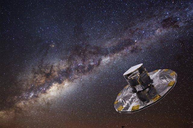 Lista para el viaje la misión de la ESA que censará las estrellas