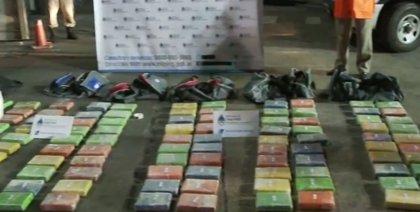 Inacutados 130 kilos de cocaína en el puerto de Buenos Aires con destino a Europa