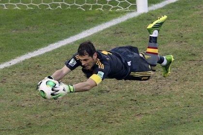 """Fútbol/Confederaciones.- Casillas: """"Todo el mundo esperaba esta final"""""""