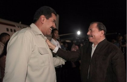 """Ortega insta a EEUU a """"no ir por el camino"""" de las sanciones"""