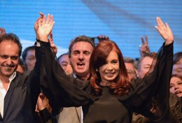 Argentina, Cristina Fernández presenta candidatos