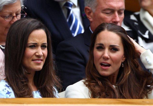 Los Duques de Cambridge quieren que Pippa aparezca menos en público