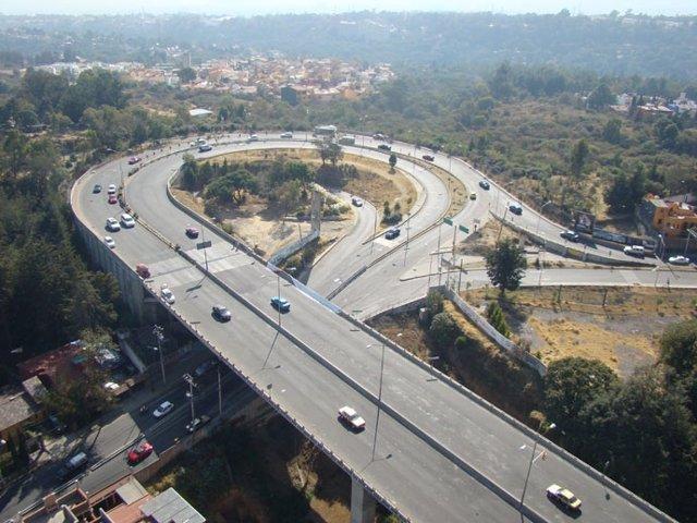 Autopista Rápida Los Poetas De OHL En México