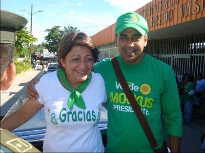 Fallece a causa de un cáncer la senadora del Partido Verde Gilma Jiménez
