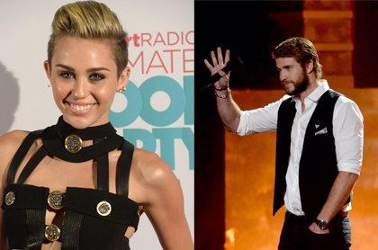 Liam Hemsworth echa humo por la nueva imagen de Miley Cyrus
