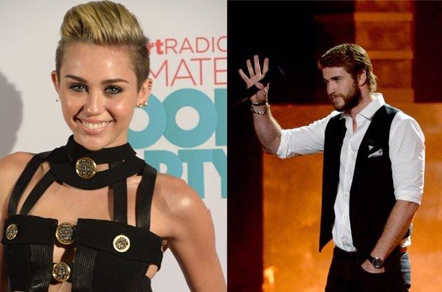 Liam Hemsworth se enfada con Miley por ser demasiado sexy
