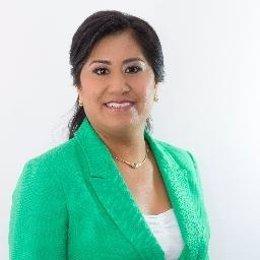 Rosalía Palma López, diputada del PRI