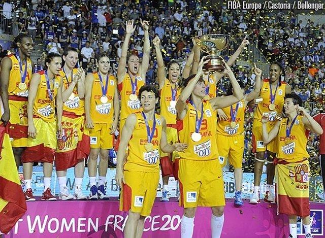 España, la perfecta campeona de Europa
