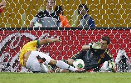 Fútbol/Confederaciones.- Brasil vence a España por 3-0 y se proclama campeón