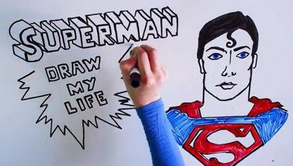 La vida de Superman contada por Superman (con dibujos)
