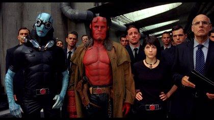 ¿Será 'Hellboy 3' producida por Legendary Pictures?