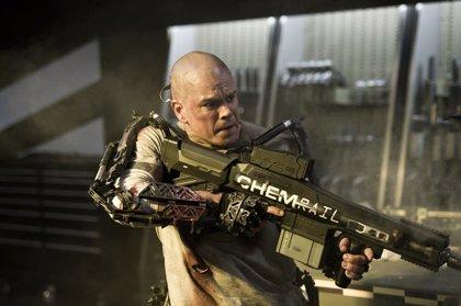 Tráiler de 'Elysium', con Matt Damon y Jodie Foster