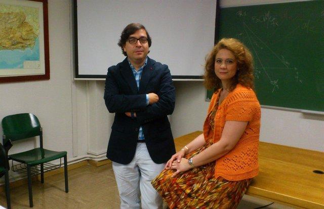 José Ignacio castillo y Mercedes Castro, encargados del estudio