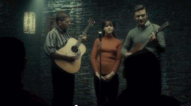Justin Timberlake en 'Inside Llewyn Davis'