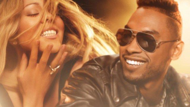 Mariah Carey ft Miguel en 'Hermosa'