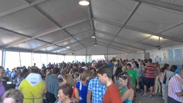 Feria del Molusco de Pedreña