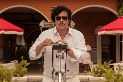 Primera imagen de Benicio del Toro como Pablo Escobar en 'Paradise Lost'