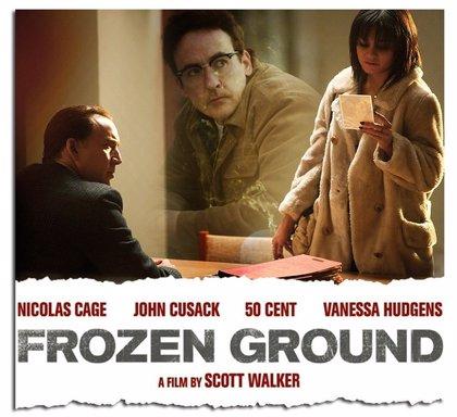 Nuevo avance de 'Frozen Ground' protagonizada por Nicolas Cage y Vanessa Hudgens